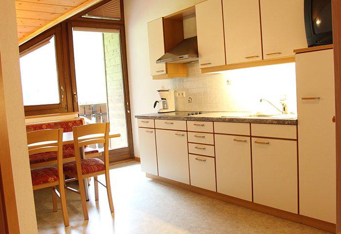 Ferienwohnung 1 - Küche
