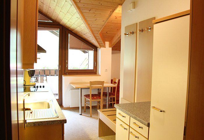 Ferienwohnung 2 - Küche