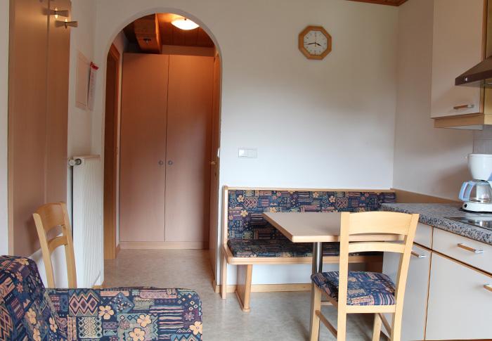 Ferienwohnung 3 - Küche