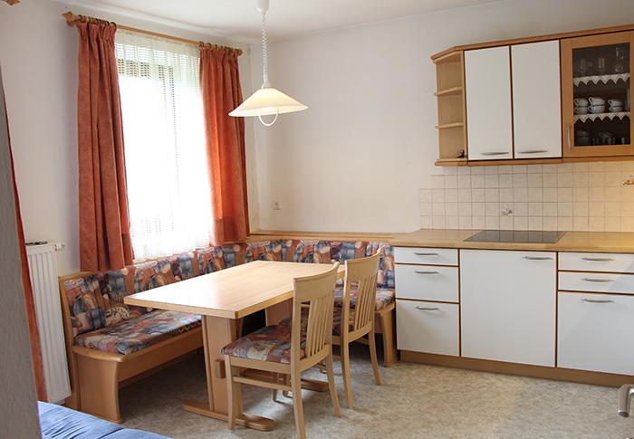 Ferienwohnung 6 - Küche