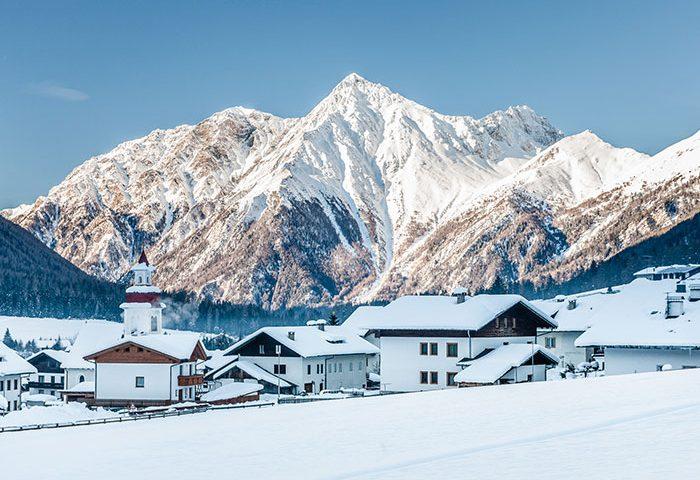 St. Jakob/Pfitsch im Winter